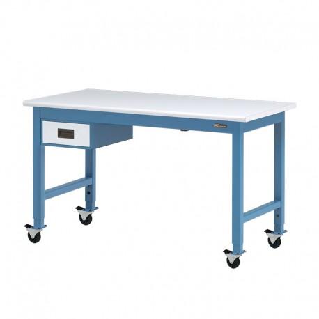 "IAC Heavy Duty Steel Workbench Bundle2 - 30"" x 48-72"""