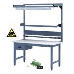 "IAC Heavy Duty Steel Workbench Bundle11 - 30-36"" x 48-72"""