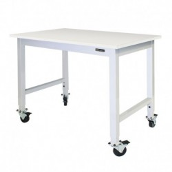 IAC Mobile / Rolling Lab Table - Laminate Top