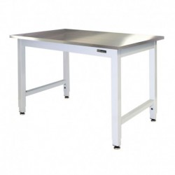 IAC Lab Table - Stainless Steel Top
