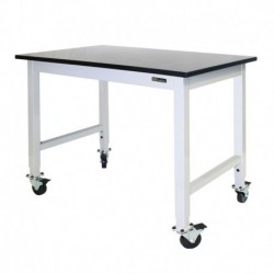 IAC Mobile / Rolling Lab Table - Epoxy Top