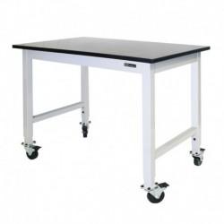 IAC Mobile / Rolling Lab Table - Epoxy Top