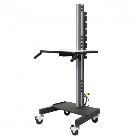 "IAC S1 Mobile/Rolling Task Cart Base Model (Standard Height 68.5"")"