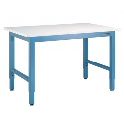 IAC Industrial Workbench / Work Table - Heavy Duty Steel