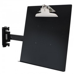 Clip Portrait Document Holder