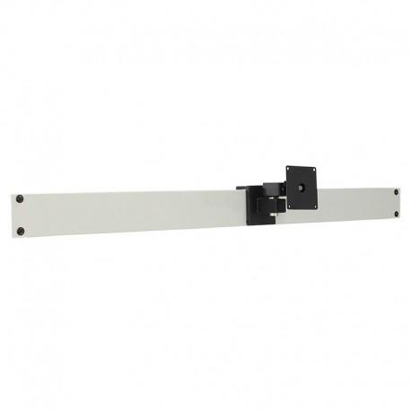 Flat Panel Display Holder Support Rail
